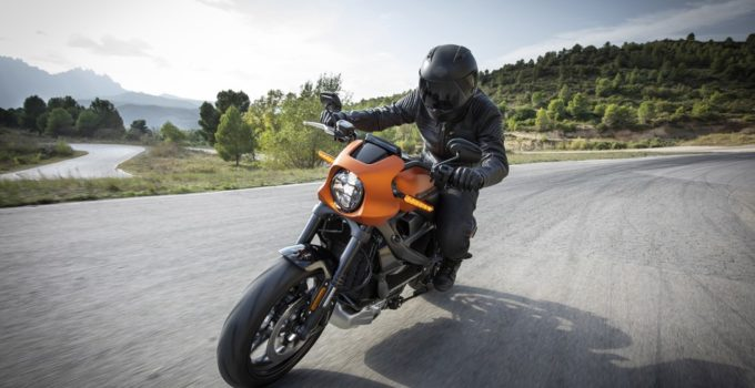 Harley-Davidson's-electric motorcycle